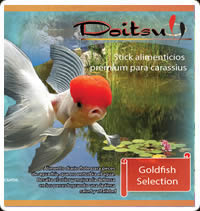 Doitsu Goldfish Selection